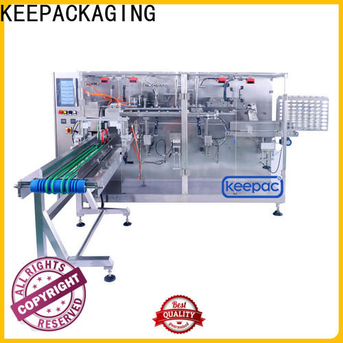 Keepac linear automatic tea packing machine company for food