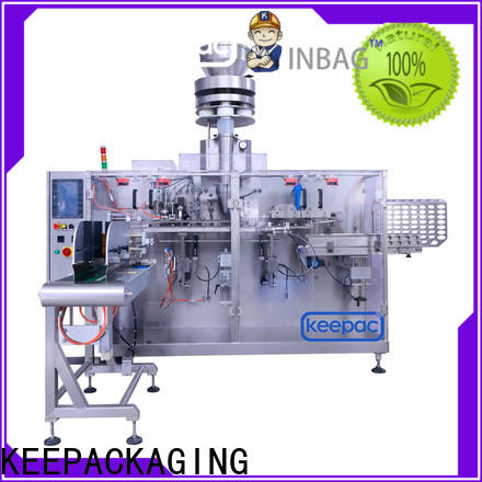 Keepac cup dry food packing machine company for food