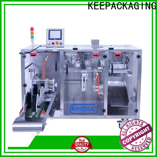 Keepac Best powder packing machine for business for standup pouch