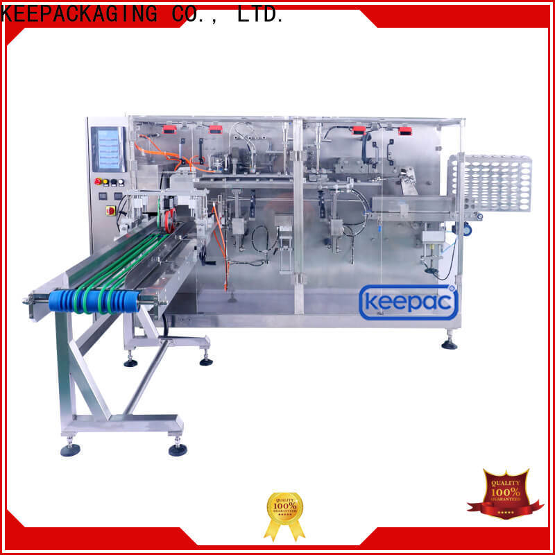 Keepac multi bag format types of packaging machines for business for beverage