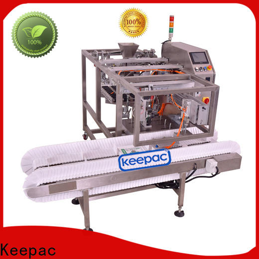 Top grain packing machine multi bag format Suppliers for food