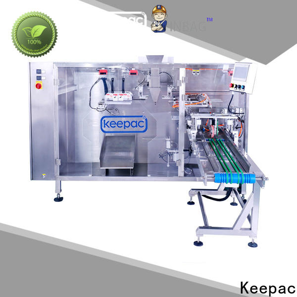 Keepac Wholesale juice pouch packing machine company for zipper bag