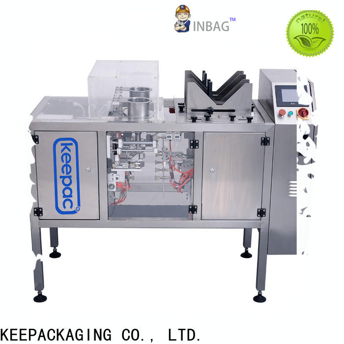 Latest mini doypack machine different sized Suppliers for food