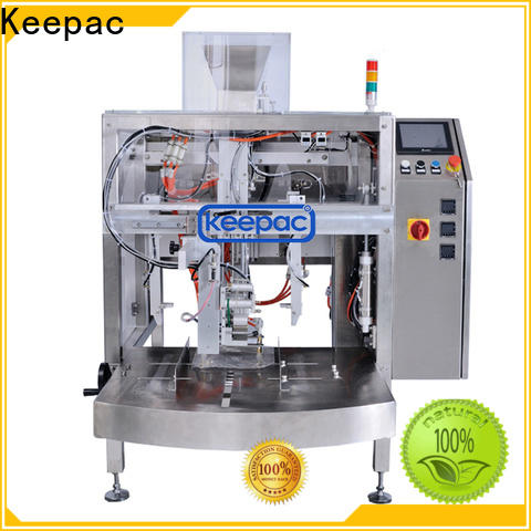 Keepac Latest chips packaging machine manufacturers for beverage
