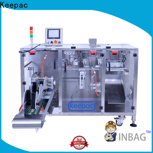 Keepac Latest automatic powder packing machine Suppliers for zipper bag