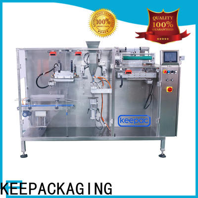 Keepac cup low cost packing machine manufacturers for commodity