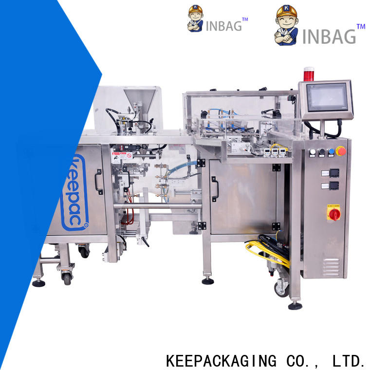 Keepac stainless steel 304 chips packaging machine Supply for food