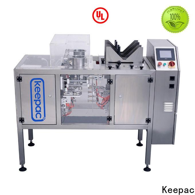 Keepac Custom automatic grain packing machine factory for food