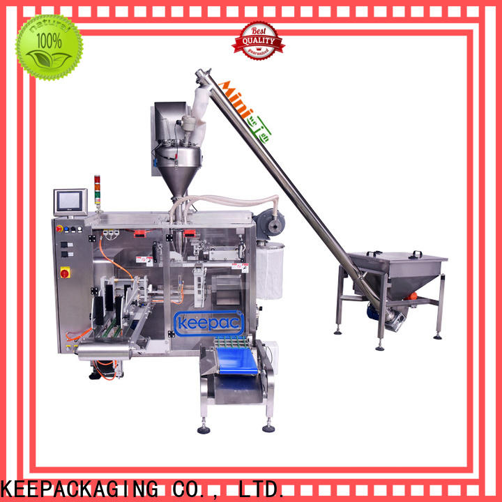 Keepac duplex milk powder packing machine Suppliers for food