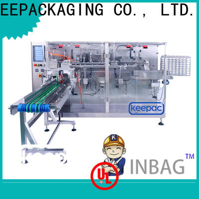 Keepac spout automatic chips packing machine company for commodity