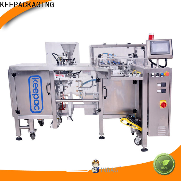 Keepac Latest mini doypack machine Suppliers for food