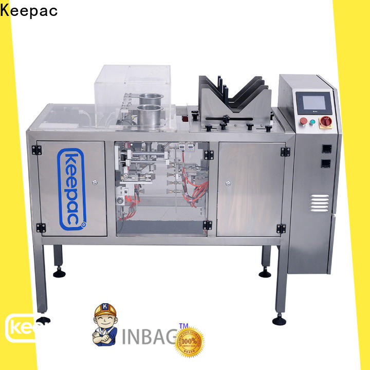 Keepac mini mini doypack machine company for food