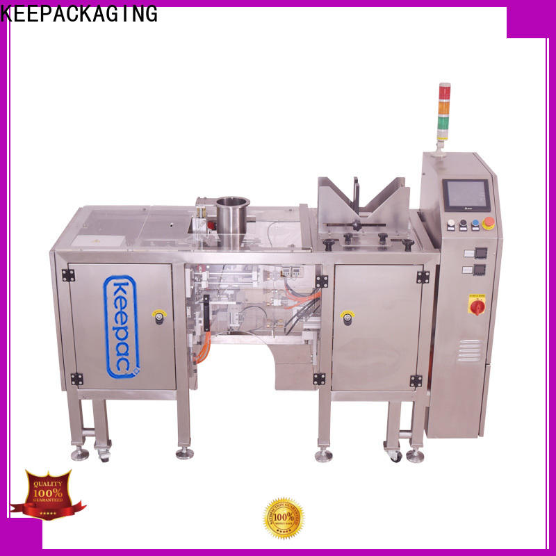 Keepac multi bag format snack food packaging machine Suppliers for beverage
