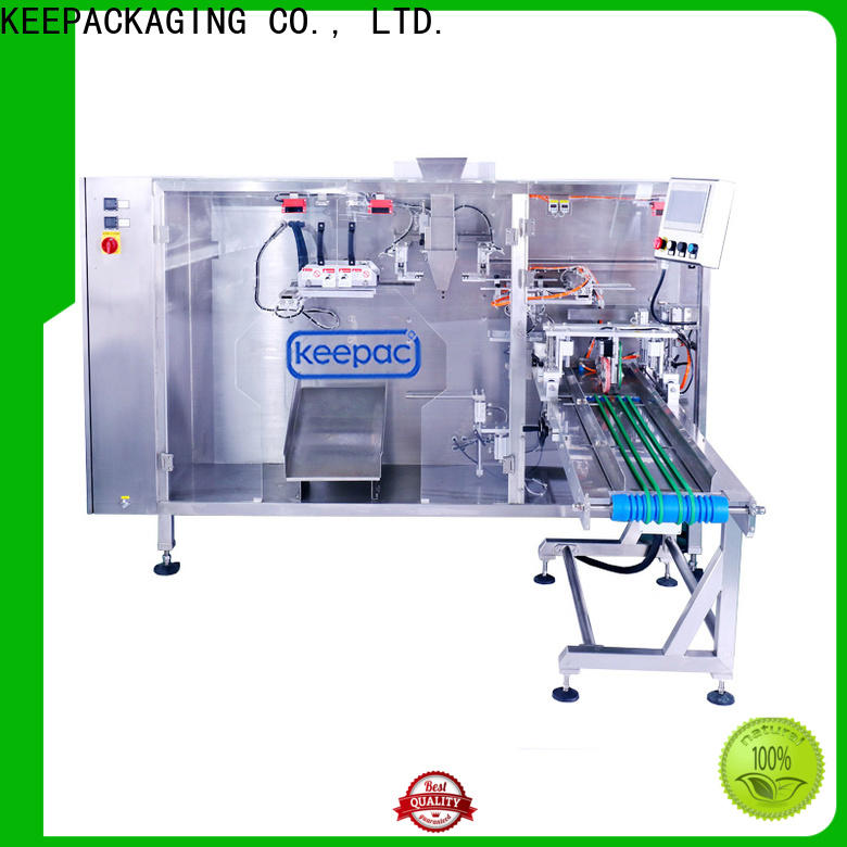 Keepac High-quality small pouch packing machine manufacturers for standup bag