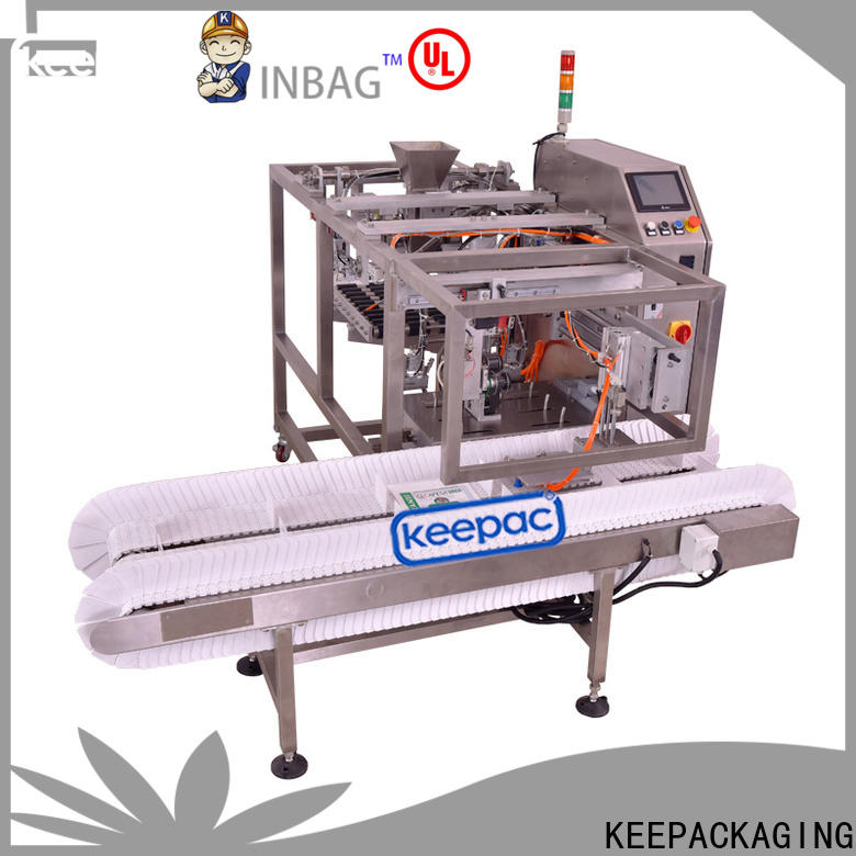 High-quality chips packaging machine multi bag format manufacturers for beverage