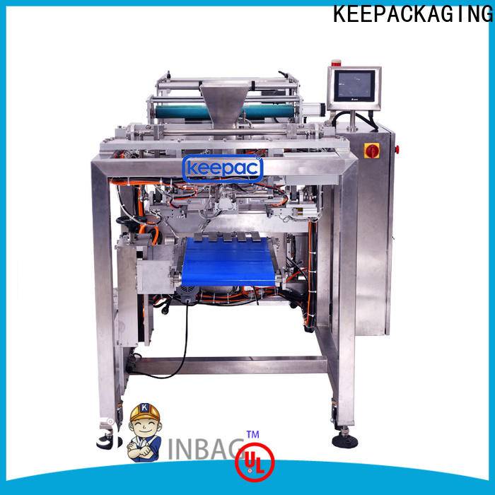 Custom candy sealer machine easy running Suppliers for zipper bag