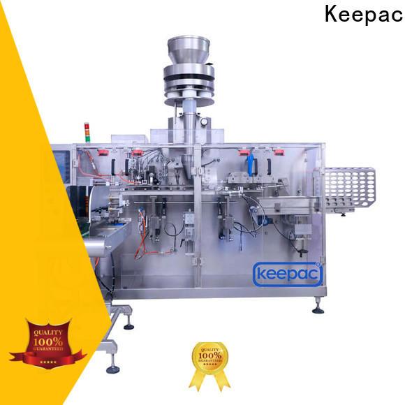 Keepac filler industrial packaging machines Supply for food