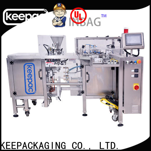 Wholesale small food packaging machine mini Supply for pre-openned zipper pouch