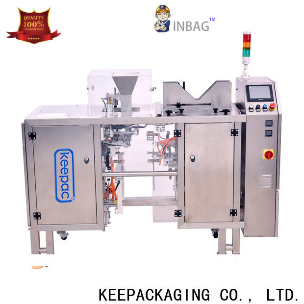 Keepac Top automatic grain packing machine for business for food