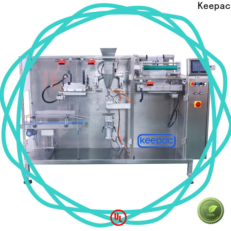 Keepac Best horizontal packing machine manufacturers for beverage