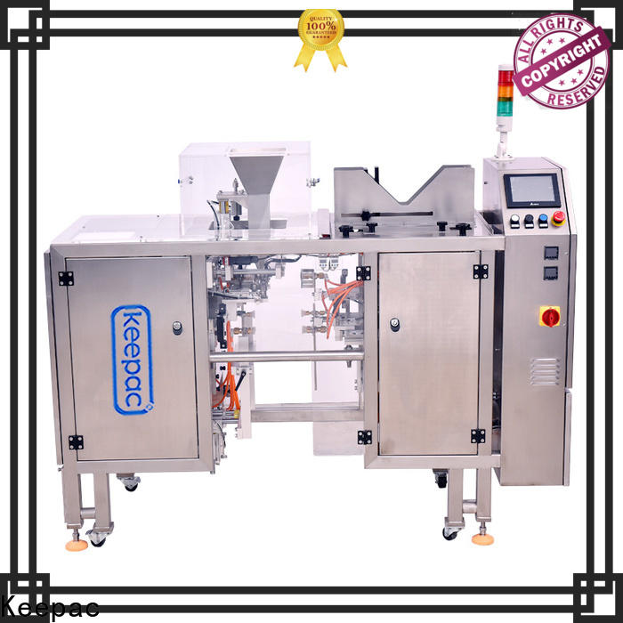 Keepac Custom grain packing machine Supply for food
