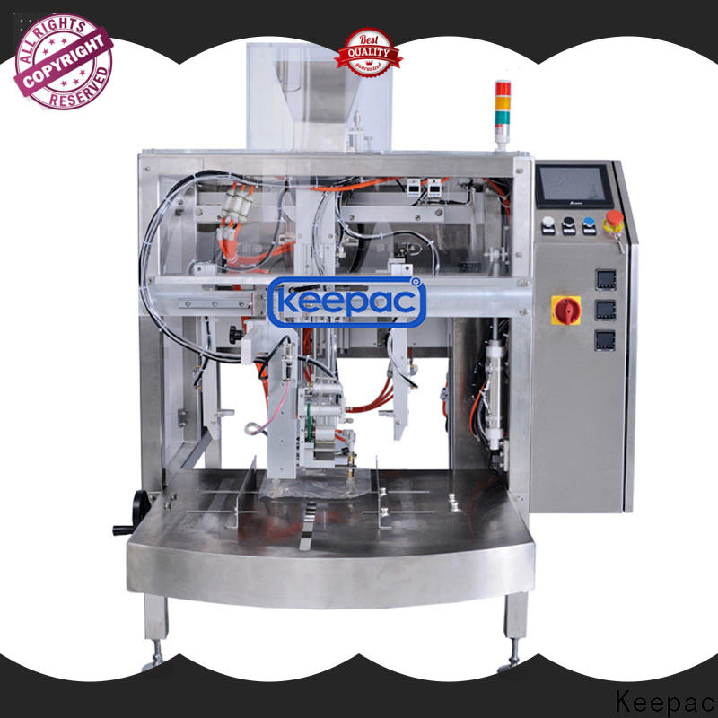 Keepac Top small food packaging machine Supply for beverage