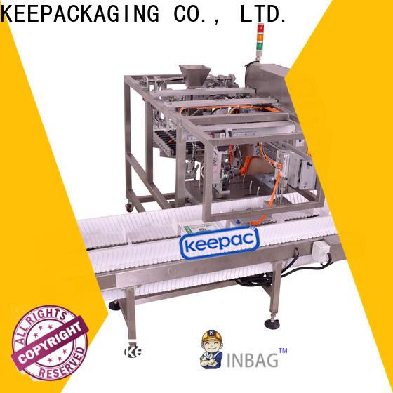 Custom small food packaging machine multi bag format manufacturers for beverage