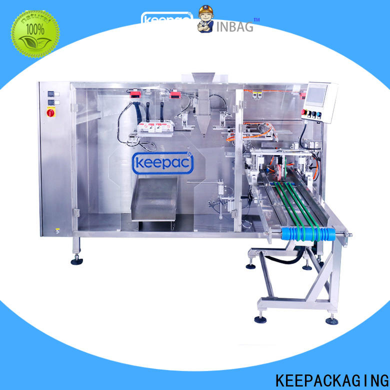 Best plastic pouch packing machine quick release company for zipper bag