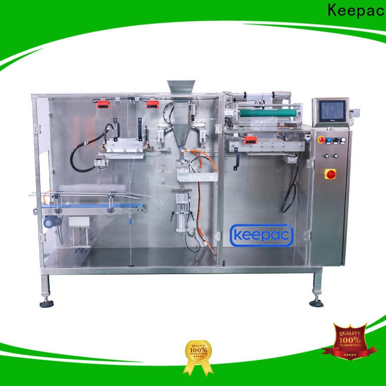 New packaging machine design corner company for beverage