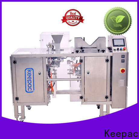 Keepac Best automatic grain packing machine Suppliers for food