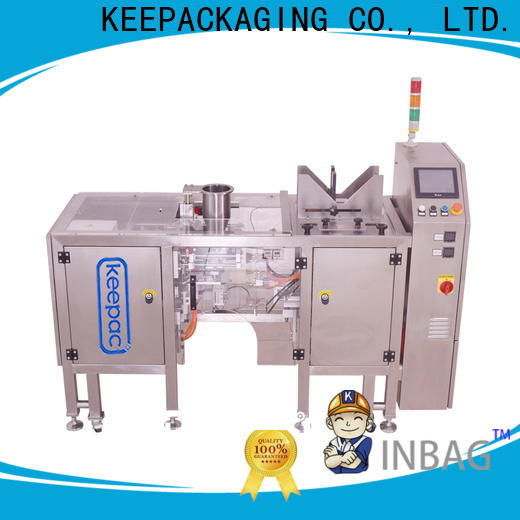 Keepac mini automatic grain packing machine factory for food