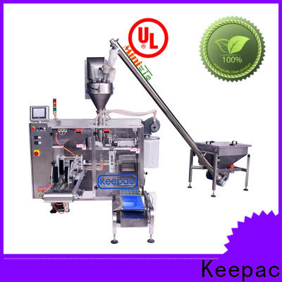 Keepac Top pick fill seal machine Supply for zipper bag