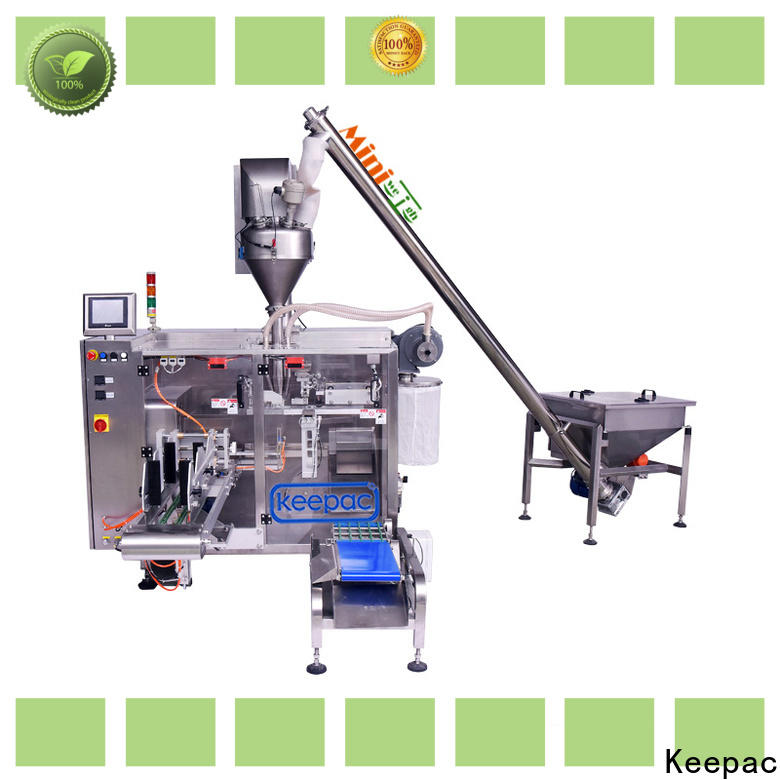 Custom automatic powder packing machine 8 inches Supply for food