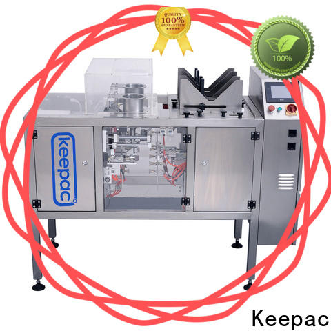 Keepac High-quality food packaging machine for business for food