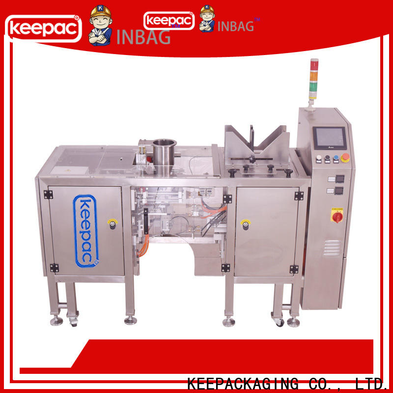 Keepac Top automatic grain packing machine Supply for beverage