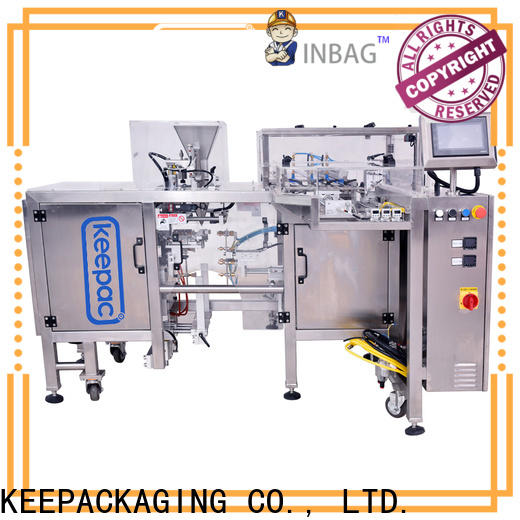 Keepac Best mini doypack machine Supply for beverage