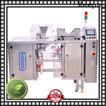 Keepac different sized chips packaging machine Supply for food