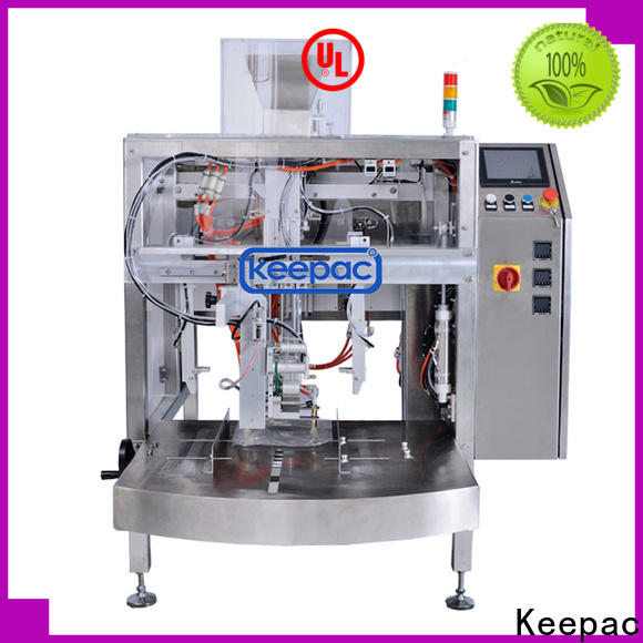 Keepac Latest mini doypack machine for business for beverage