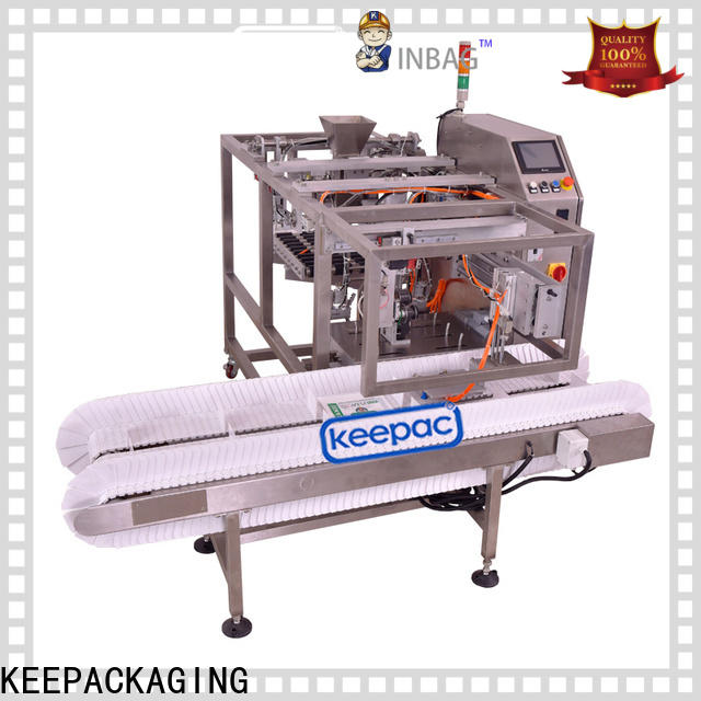 Keepac High-quality automatic grain packing machine Suppliers for food