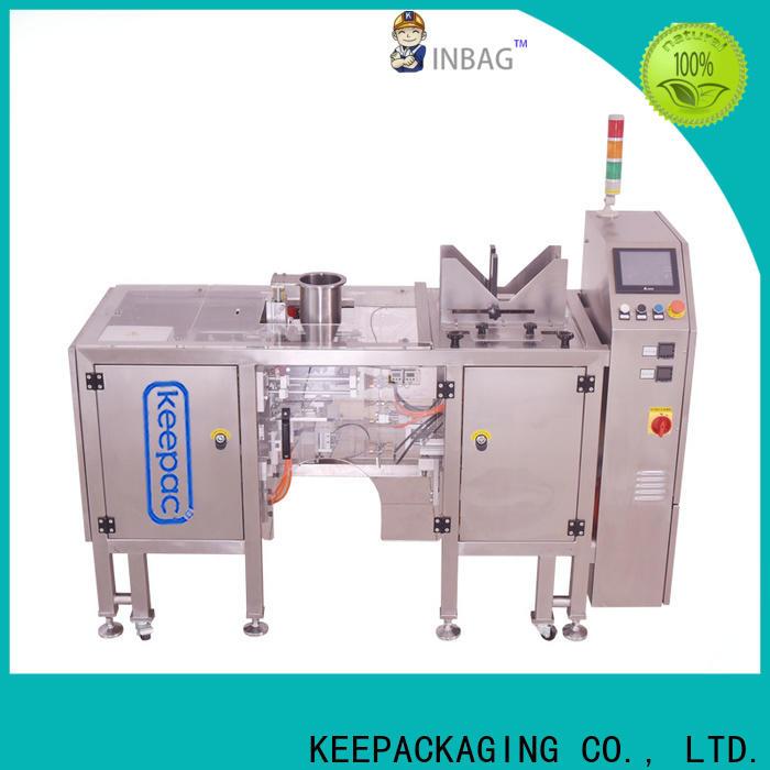 Keepac Custom automatic grain packing machine manufacturers for food
