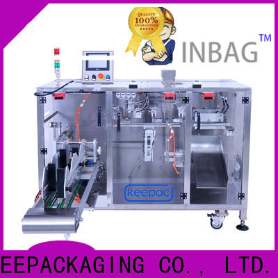 Keepac Custom pick fill seal machine Suppliers for standup pouch