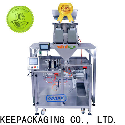 Keepac Custom milk powder packing machine for business for standup pouch