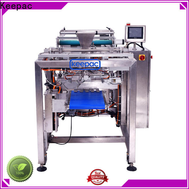 Keepac easy running air fill bag machine Supply for food