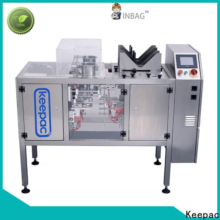 Keepac Wholesale snack food packaging machine factory for food