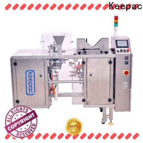 Keepac Custom mini doypack machine company for beverage
