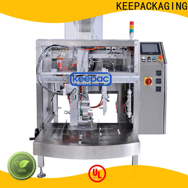 Keepac High-quality food packaging machine Supply for beverage