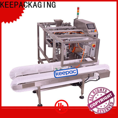 Keepac Latest automatic grain packing machine factory for food