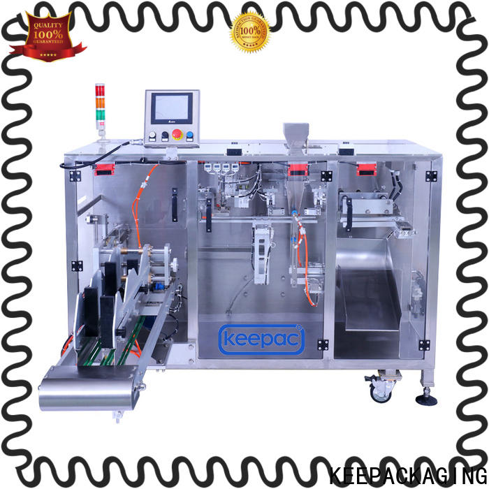 Keepac Top powder pouch packing machine Supply for food