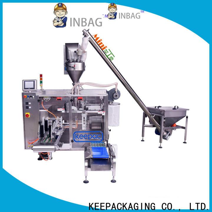 Keepac duplex milk powder packing machine Suppliers for food