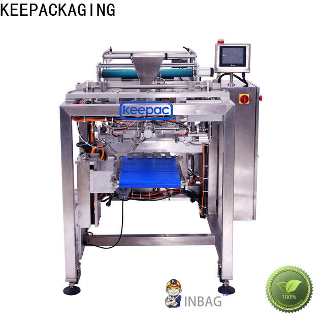 High-quality candy sealer machine easy running company for zipper bag
